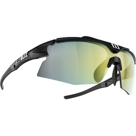 Bliz Tempo M12 Okulary Smallface, matte black/brown/gold multi